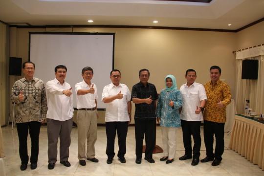 Berikan Pembekalan, Sudirman Said Kunjungi KEK Tanjung Lesung