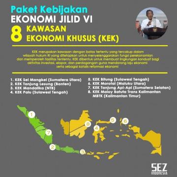 Menggerakkan Ekonomi di Wilayah Pinggiran Melalui Pengembangan Kawasan Ekonomi Khusus (KEK)