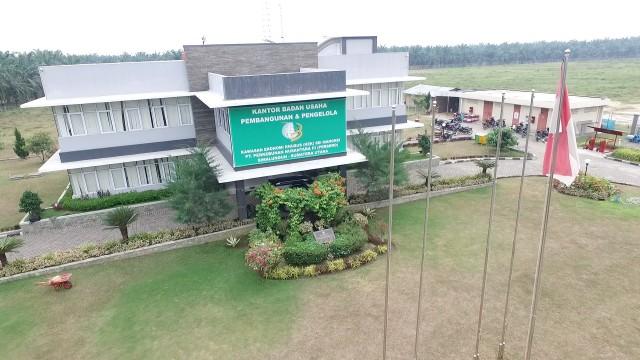 KEK Sei Mangkei Siap Jadi Green Economic Zone