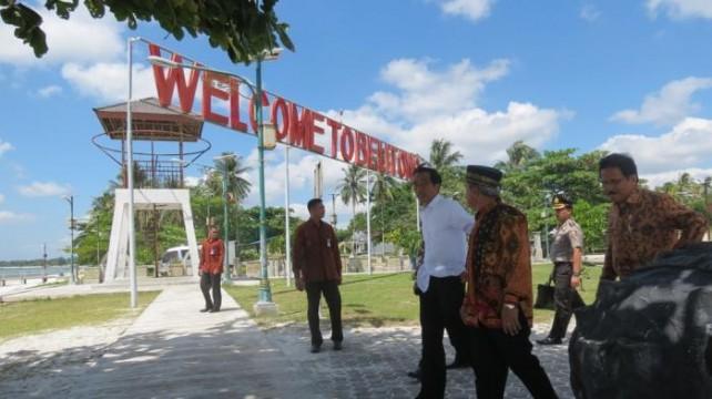 Pemerintah Resmi Tetapkan KEK Tanjung Kelayang, Belitung