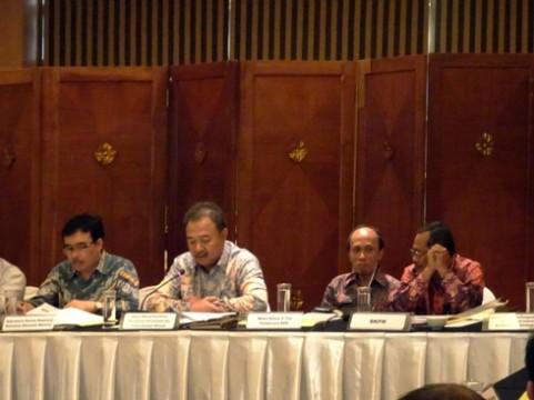 Rapat Pembahasan Kegiatan Utama Kawasan Ekonomi Khusus (KEK)