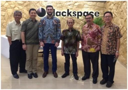 Blackspace Siap Investasi Di KEK Maloy Batuta Trans Kalimantan