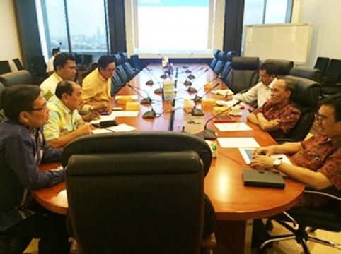 Dewan Nasional Kawasan Ekonomi Khusus & Kamar Dagang dan Industri Jajaki Kerjasama Investasi