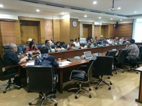 Kemajuan Pembangunan Kawasan Ekonomi Khusus Tanjung Tanjung Api-Api Sejalan Dengan Keseriusan Calon Investor