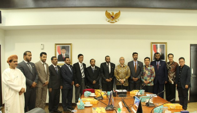 Indonesia Jajaki Kerjasama Pengembangan Kawasan Ekonomi Khusus dengan KADIN Oman