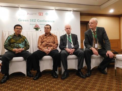 Pembangunan KEK Berwawasan Lingkungan