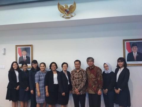 Dewan Nasional KEK Sambut Kunjungan Board Of Investment (BOI) Thailand