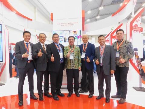 KEK Berpartisipasi dalam Trade Expo yang Dibuka Jokowi
