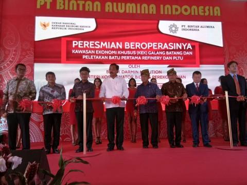 Investasi di KEK Galang Batang Mencapai Rp5,6 Triliun