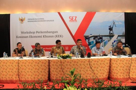 Evaluasi Perkembangan Kawasan Ekonomi Khusus