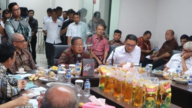 Integrasi Sistem Angkut Intermoda Perlancar Arus Barang dari KEK Sei Mangkei ke Pelabuhan Kuala Tanjung
