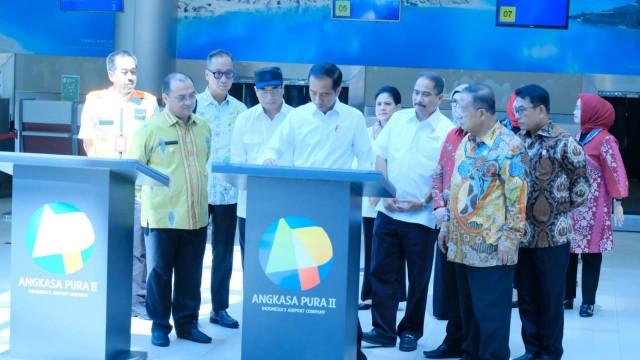 Siap Jadi Destinasi Wisata Kelas Dunia, KEK Tanjung Kelayang Diresmikan Presiden Joko Widodo