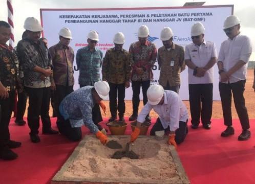 Pemerintah Siapkan KEK Aviasi di Batam