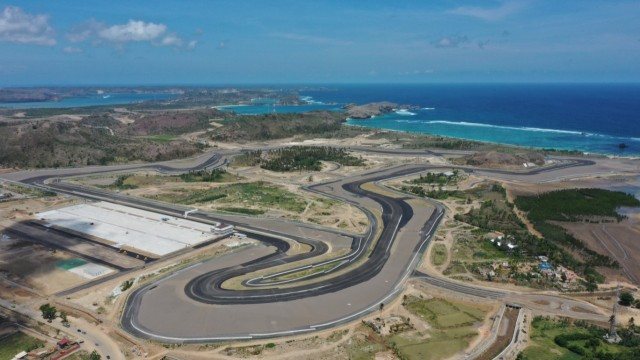 World Superbike di Kawasan Ekonomi Khusus Mandalika Siap Digelar