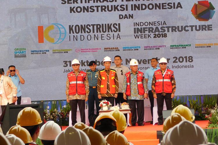 Indonesia Infrastructure Week 2018