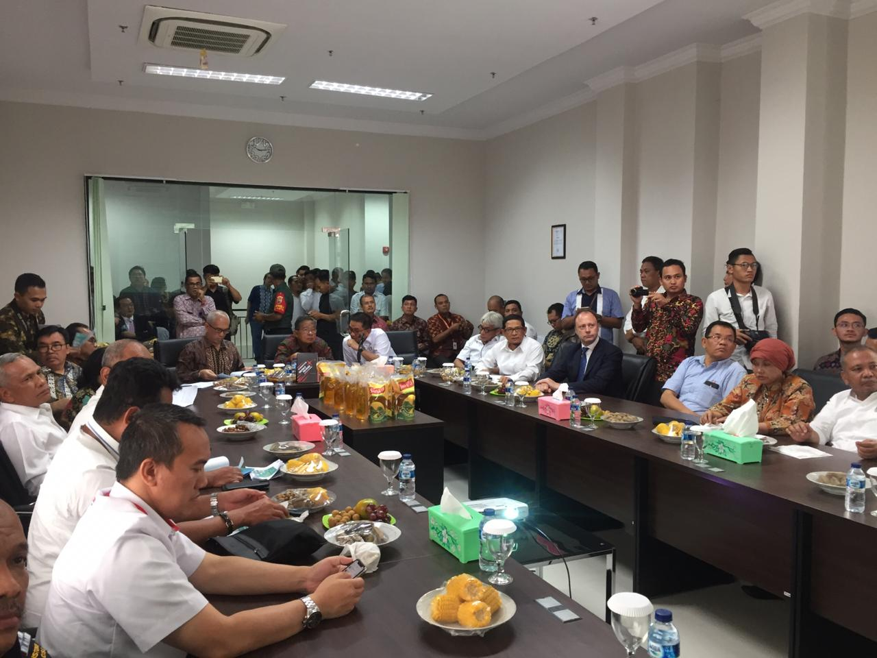 Menko Ekonomi Darmin Nasution Kunjungi KEK Sei Mangkei, Infrastruktur dan Industri di Sumatera Utara