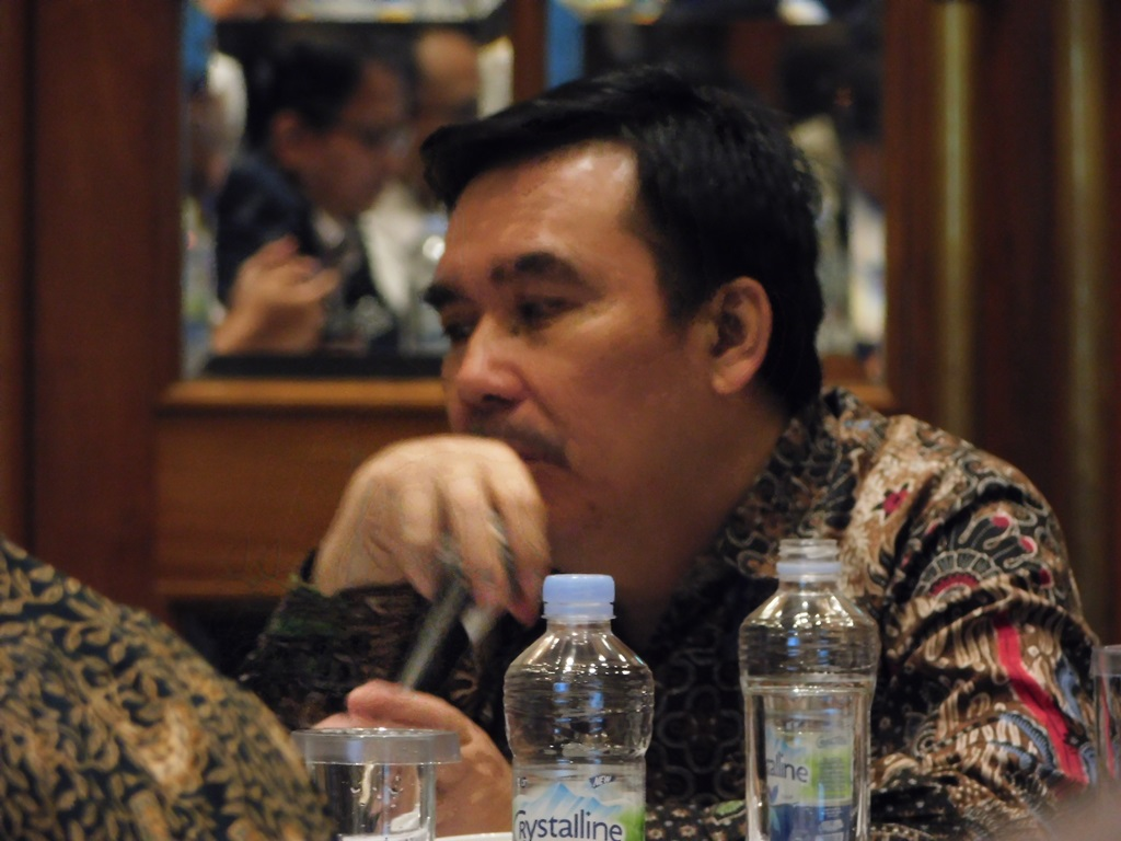 Rapat Tim Pelaksana Dewan Nasional Kawasan Ekonomi Khusus