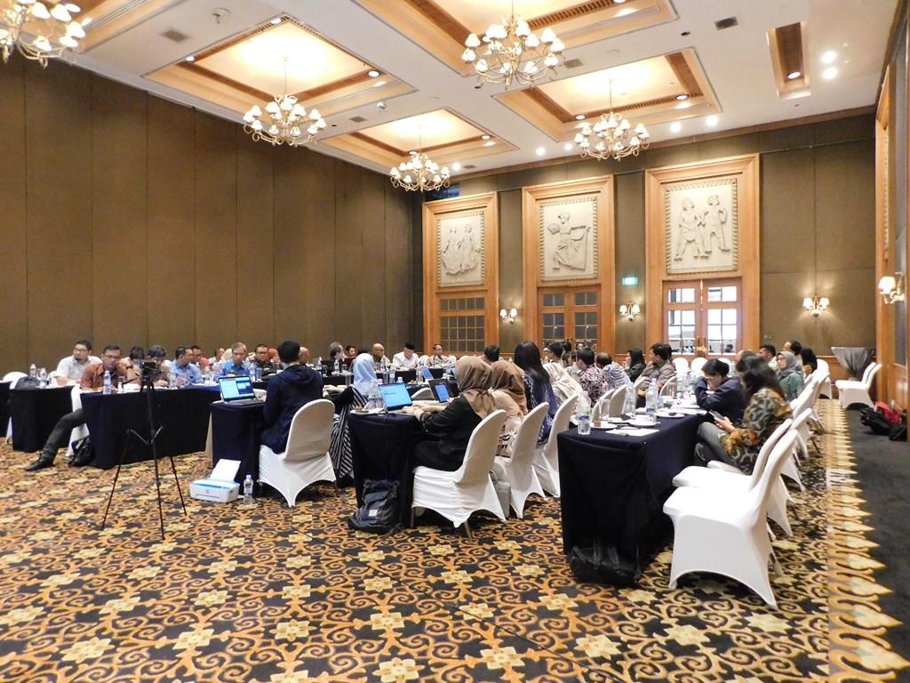 Rapat Koordinasi Perkembangan KEK Mandalika, KEK Tanjung Kelayang, KEK Galang Batang dan KEK Sei Mangkei