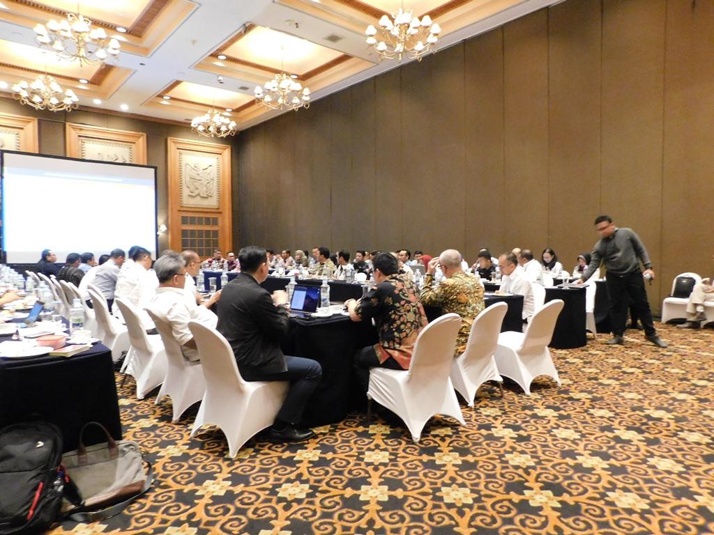 Rapat Koordinasi Perkembangan KEK Bitung, KEK MBTK, dan KEK Morotai