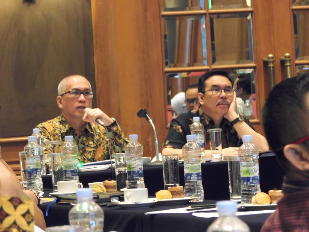 Rapat Koordinasi Perkembangan KEK Bitung, KEK MBTK, dan KEK Morotai.